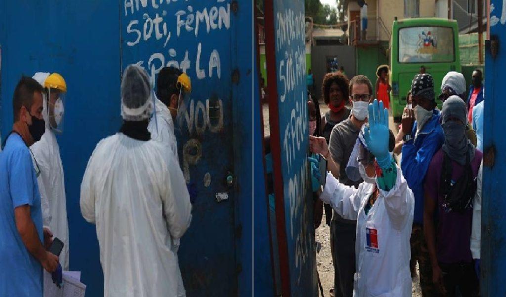 Monde: Des haïtiens infectés au Coronavirus se disent victimes de racisme au Chili
