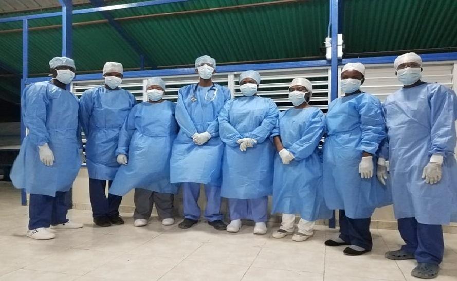Haiti: L'hôpital St-Luc lance un appel au secours face à la pandémie du Coronavirus