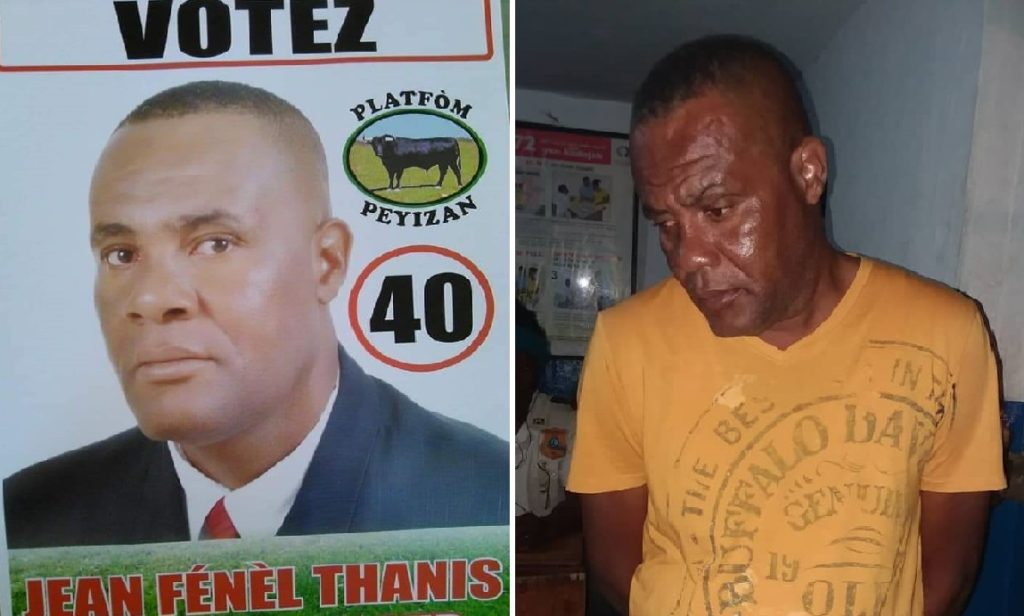 Haiti: Mécontentement suite à la libération de l'ex-Député Jean Fénèl Thanis