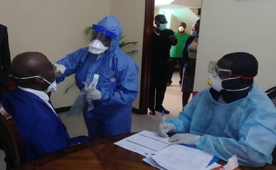 Haïti: Plusieurs personnalités haïtiennes connues sont testées positives au Coronavirus