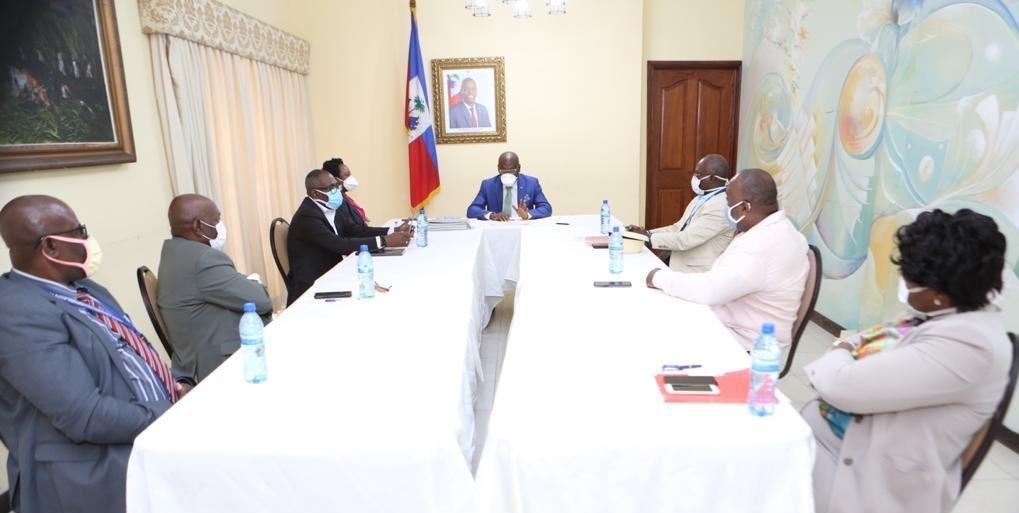 Haiti: Le Premier ministre Joseph Jouthe face à la pandémie  « Le pire est devant nous »