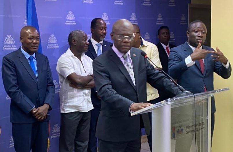 Haiti: Le budget 2019-2020 finalement adopté en Conseil des ministres