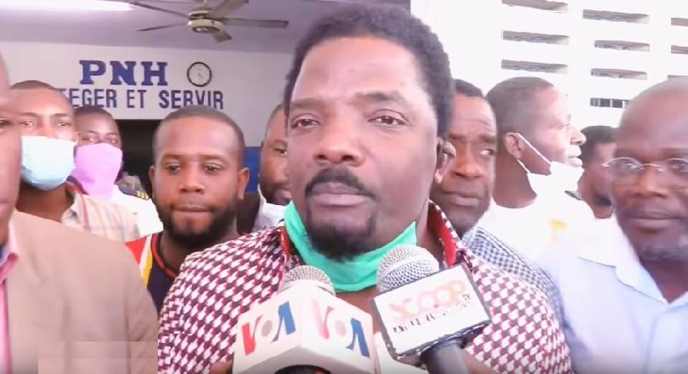 Haiti: Louko Désir  «Les masques commandés en Chine seraient déjà contaminés au coronavirus»