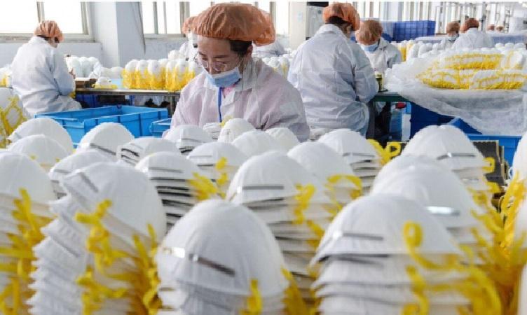 Monde: Un million de masques achetés en Chine  jugés non conformes