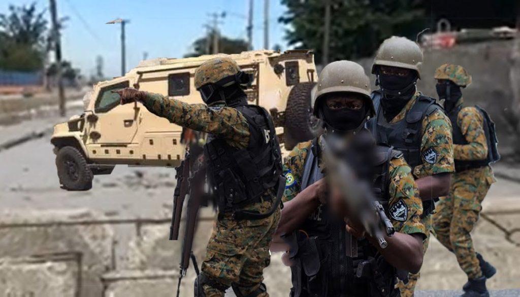 Haïti: Le bureau central de l'EDH contrôlé par des agents de différentes unités spécialisées de la PNH