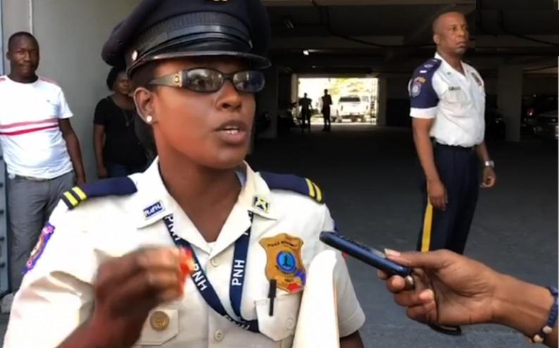 Haiti: Déçue, Yanick Joseph quitte la Police Nationale d'Haïti (PNH)