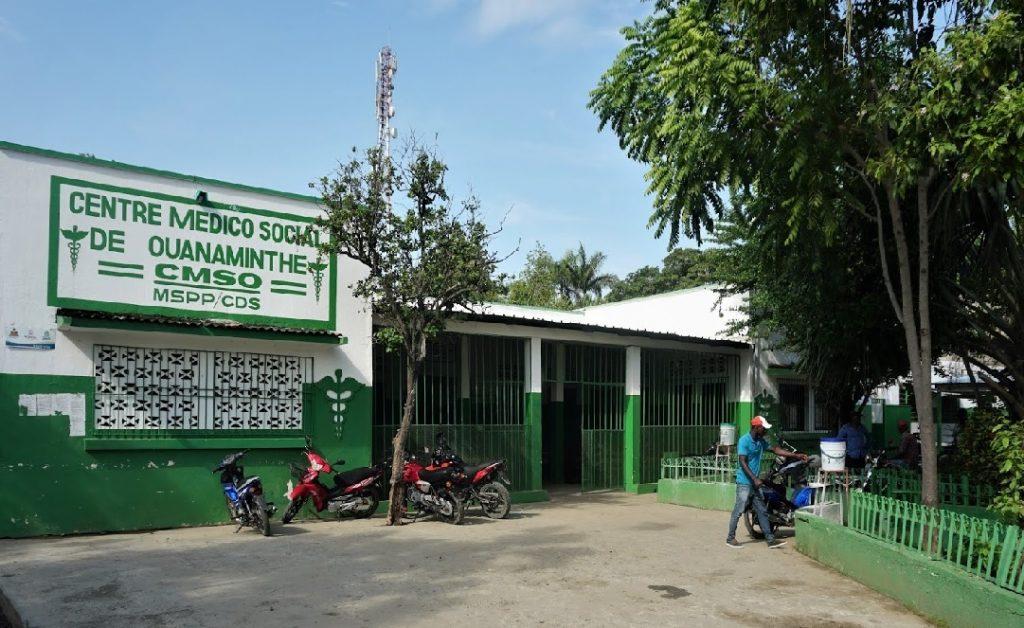 Haiti: 21 membres du personnel du centre de santé de Ouanaminthe placés en quarantaine