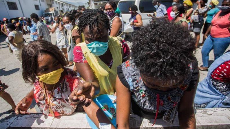 Haiti: La région métropolitaine de Port-au-Prince, épicentre de la covid-19