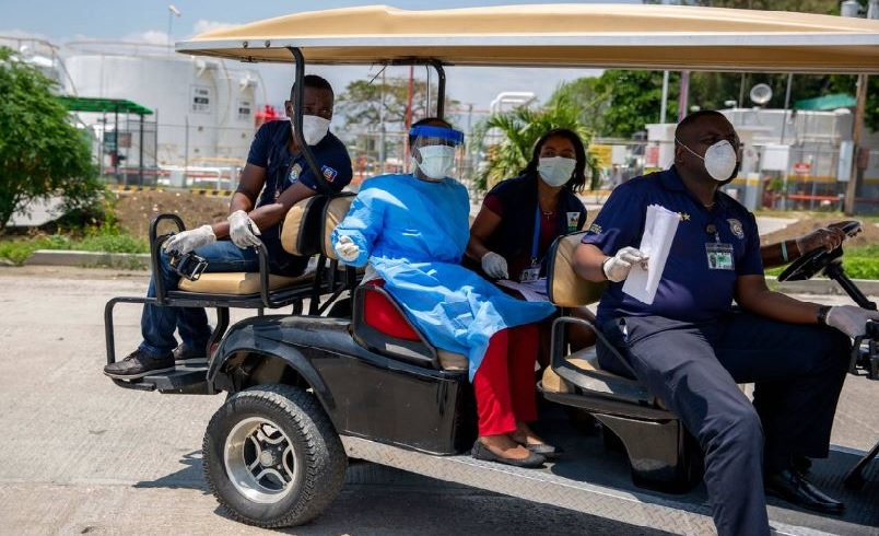 Haïti: Bilan des derniers sept mois  depuis l'apparition de la Covid-19 par le MSPP