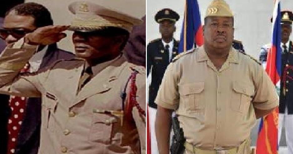 Haiti: Décès de deux officiers supérieurs des Forces Armées d'Haïti (FAD'H)