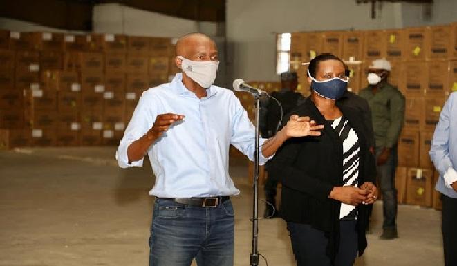 Haiti: Jovenel Moise «Des matériels et équipements médicaux pour renforcer le système sanitaire»