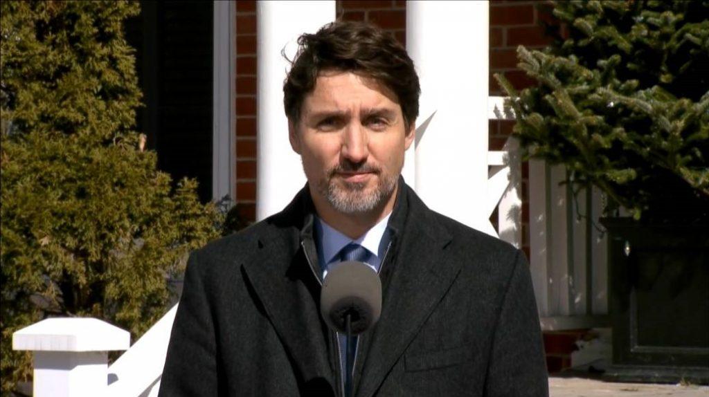 Monde: Justin Trudeau rend hommage en créole au personnel soignant d'origine haitienne