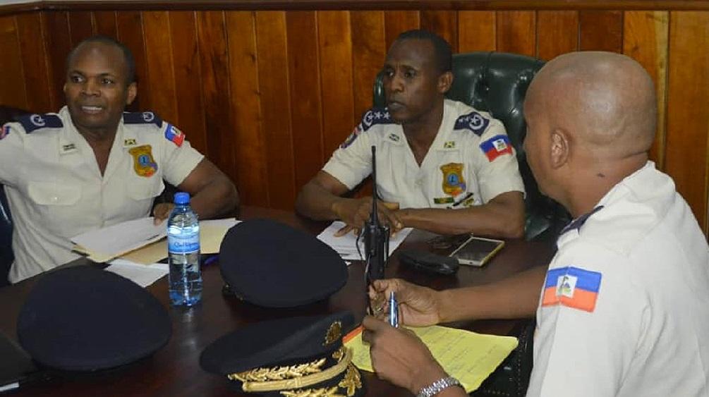 Haiti: Des hauts gradés de la Police Nationale frappés par la pandémie du coronavirus
