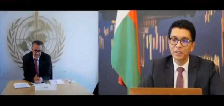 Monde: L'OMS et Madagascar travailleront ensemble pour l'essai clinique du Covid-Organics