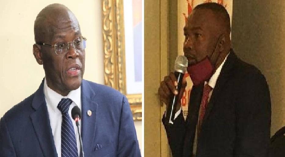 Haiti: La Plateforme Bouclier exige le renvoi immédiat du Premier ministre Joseph Jouthe