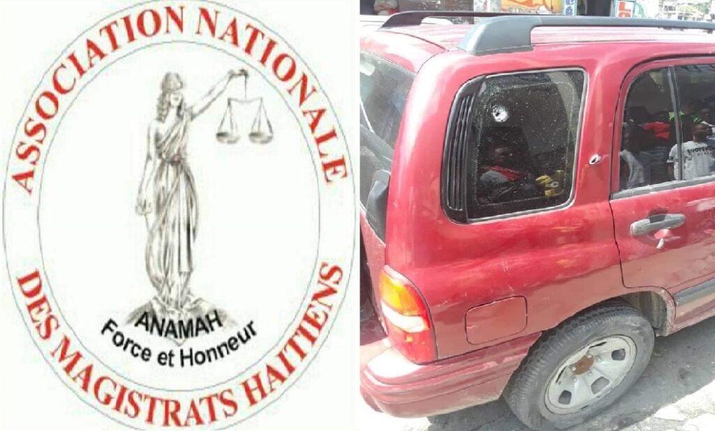 Haïti: L'Anamah consternée suite à l'assassinat du magistrat Fritz Gérald Cérisier au centre ville