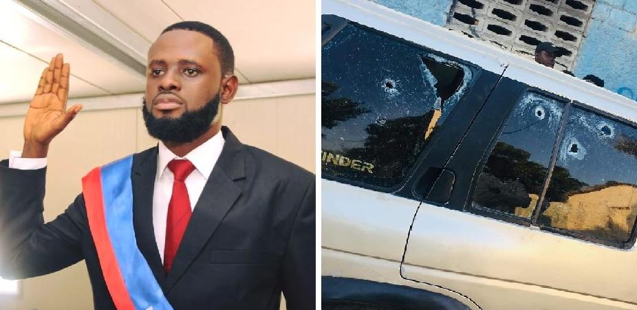 Haiti: Blaise Élysée, Maire de Montrouis, atteint par balles lors d'une opération policière
