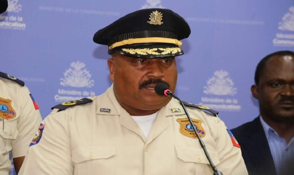 Haiti: Carmel Florent, Commissaire Divisionnaire et Directeur central de la police routière, décédé