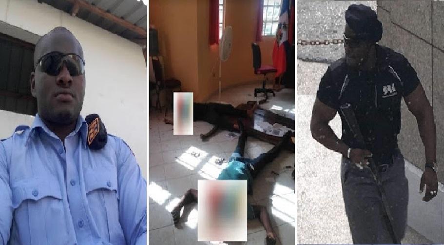 Haiti: Emmanuel Elgin est un ancien agent de sécurité de la Banque de la République d'Haïti