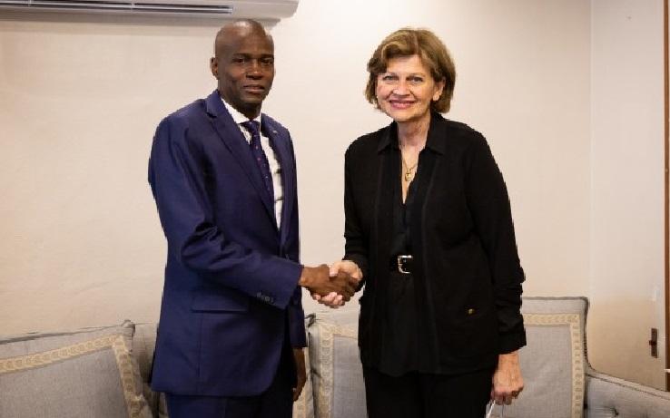 Monde: Haïti risque de devenir un problème régional, selon la cheffe du BINUH