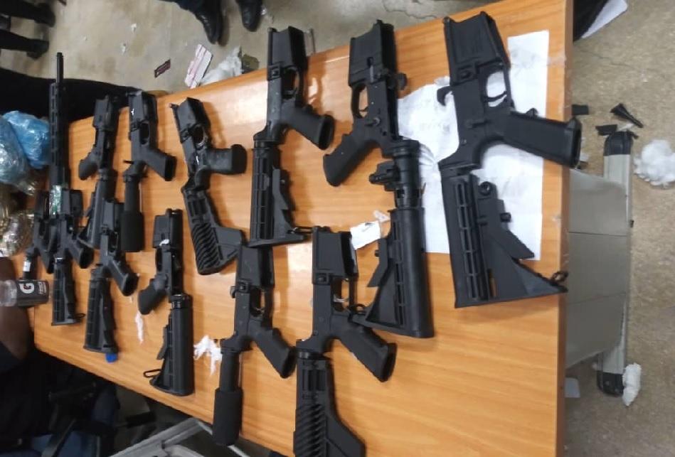 Haiti: Un suspect dans le dossier relatif à la saisie d'arme et de munitions au port Lafito arrêté