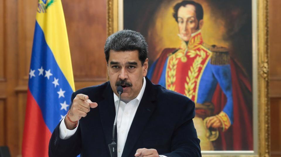 Monde: Le Président Nicolas Maduro donne 72 heures à l'ambassadrice de l'UE pour quitter le Venezuela