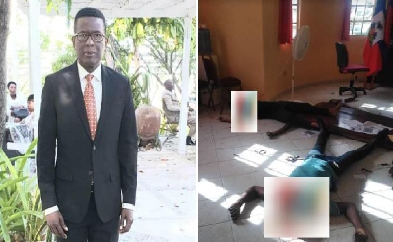 Haiti: Le directeur adjoint de la BRH, Norvela Belamy et sa femme, assassinés en leur résidence