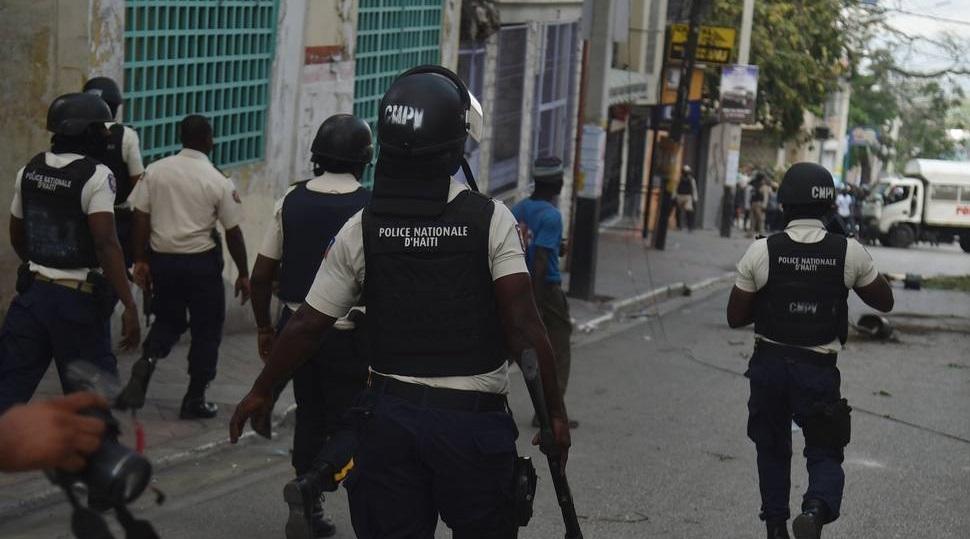 Haïti: La Police Nationale reprend le contrôle du quartier de Bel Air