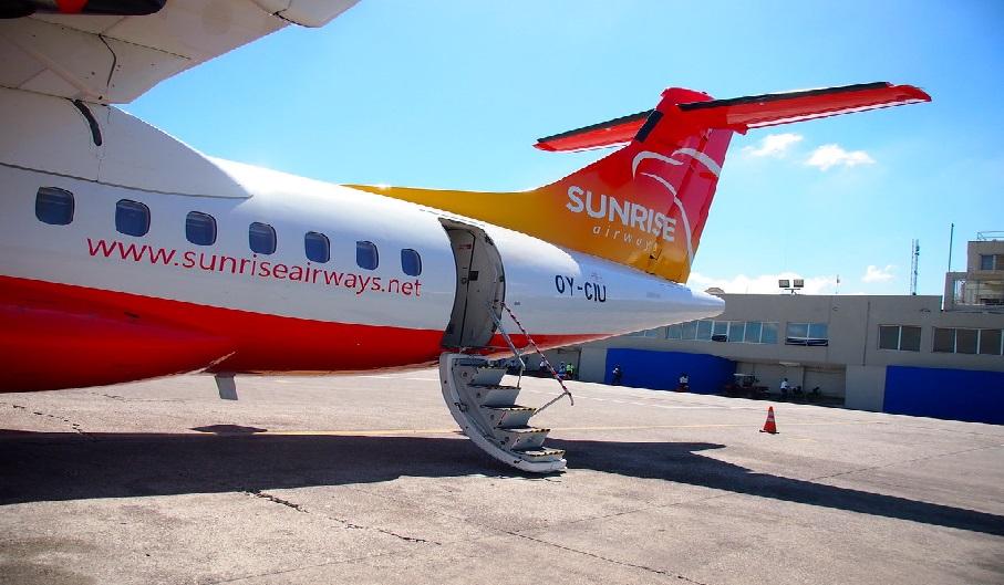 Haiti: Sunrise Airways reprendra ses vols entre Haïti et République Dominicaine dès le 3 juillet