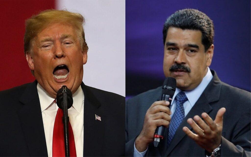Monde: Le président Nicolas Maduro se dit prêt à discuter avec son homologue Donald Trump