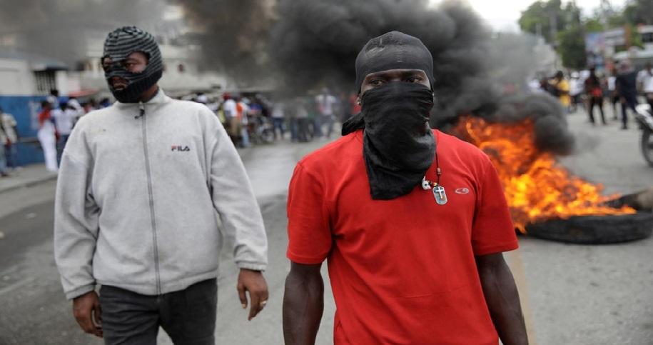 Haiti:  Formation d'une coalition de plusieurs chefs de gangs