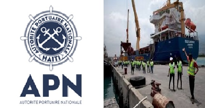 Haiti: L'Autorité portuaire Nationale (APN) récupère ses droits de wharfage