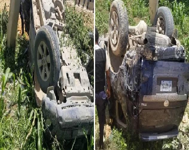 Haiti: Décès de deux employés du Ministère du Tourisme dans un terrible accident de la route