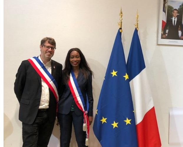 Monde: Anne Louise Mesadieu trompe la vigilance de la chancellerie haitienne