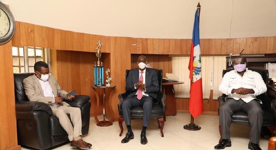 Haiti: Jovenel Moïse sollicite à la CSC/CA le bénéfice de l'urgence pour les contrats d'énergie