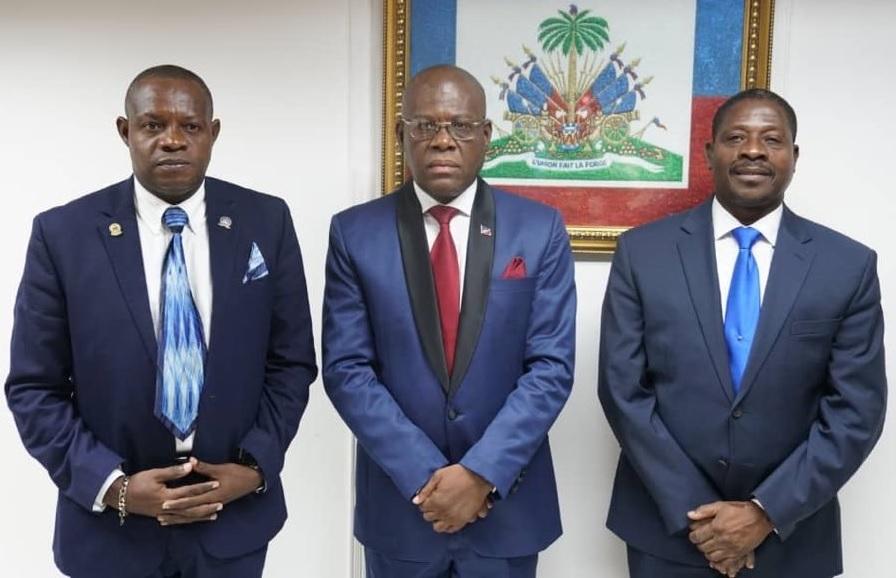 Haiti: Rockfeller Vincent, nouveau Ministre de la Justice et de la Sécurité Publique
