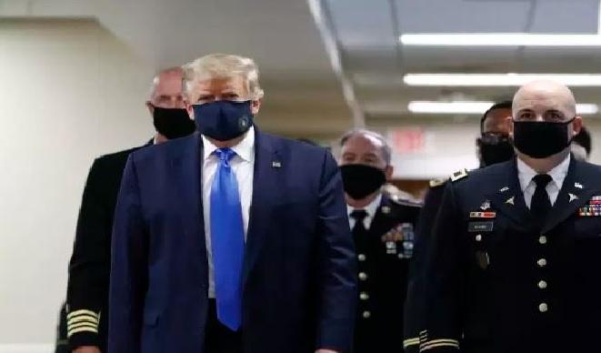 Monde: Les États-Unis frôlent la barre symbolique des 200 000 morts du coronavirus