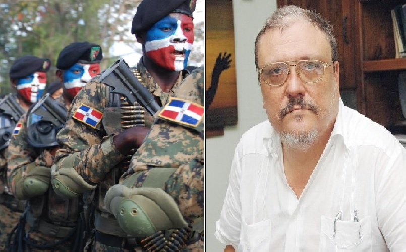 Haïti: Georges Michel « L'ombre d'une quatrième occupation plane sur Haïti »