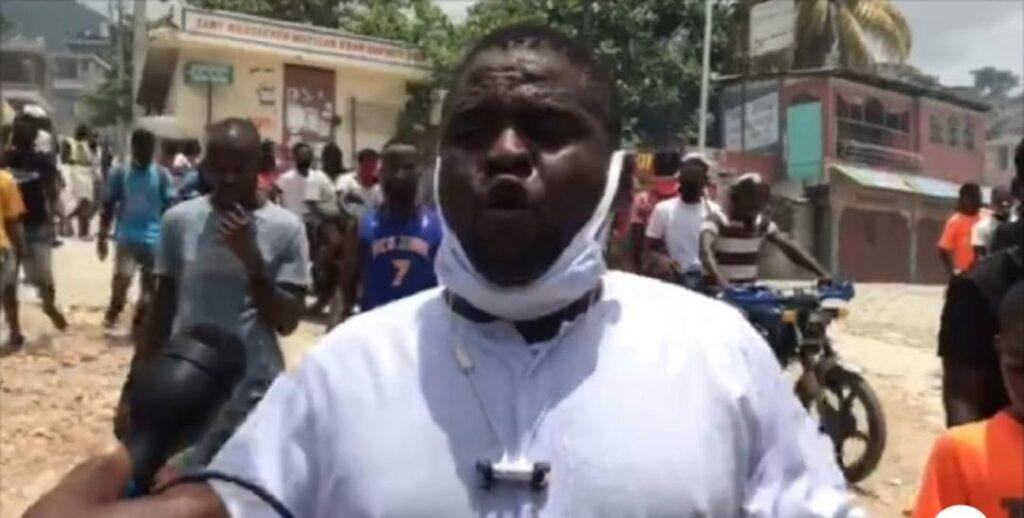 Haïti:  Le chef de gang Jimmy Cherisier aka « Barbecue » vise le pouvoir politique