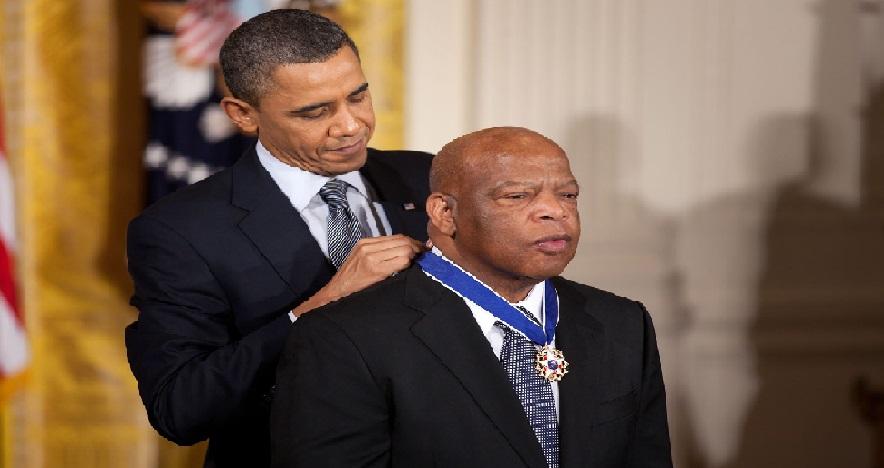 Monde: Décès de l'ancien compagnon de route de Martin Luther King, John Lewis