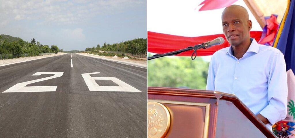 Haiti: Inauguration du nouvel aérodrome de la ville de Jérémie