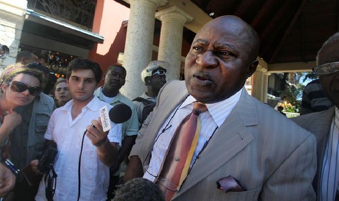 Haïti:  Me Reynold Georges lance une nouvelle offensive contre le Président Jovenel Moïse