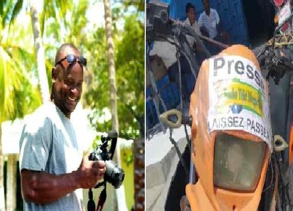 Haïti:  Tentative d'assassinat contre Setoute Yvens, journaliste de la Radio Télé Mégastar