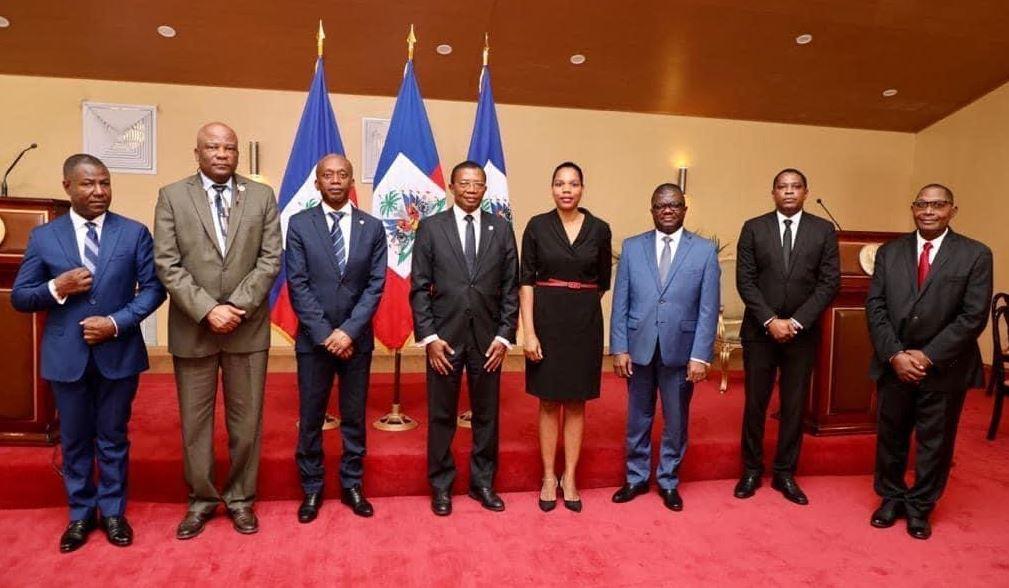 Haïti: Installation du Conseil d'administration de la Banque Nationale de Développement agricole