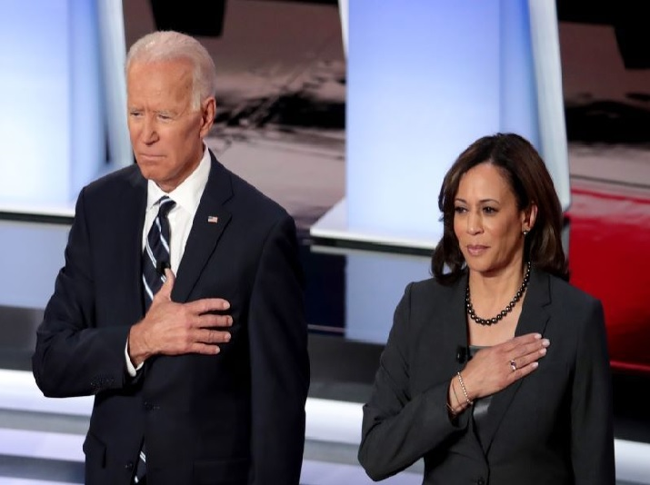 Monde: Joe Biden choisit la sénatrice Kamala Harris comme colistière