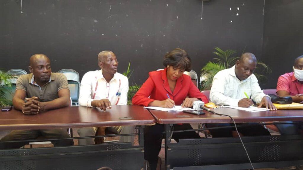 Haïti: Insatisfaits de leurs conditions de travail, des employés s'apprêtent à paralyser la fonction publique