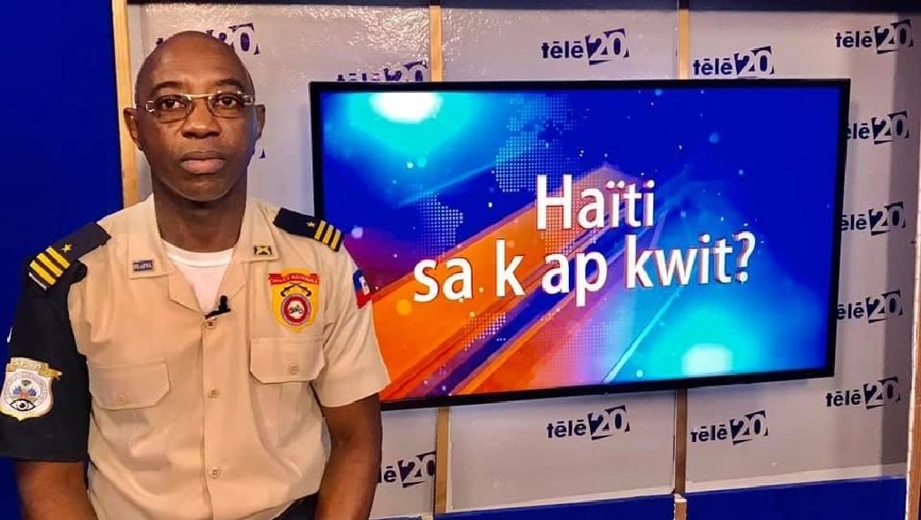 Haiti: L'inspecteur de police, Jean Elder Lundi « Madanm mwen kite m pou afè pa bon… »
