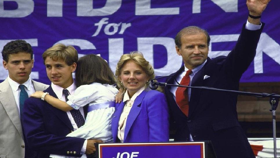 Monde: Quand Joe Biden était candidat à la présidence américaine en 1987