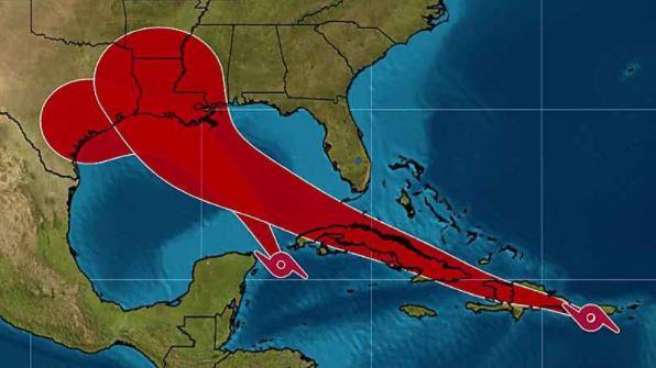 Monde: Menaces simultanées de deux tempêtes tropicales, un phénomène ultra rare