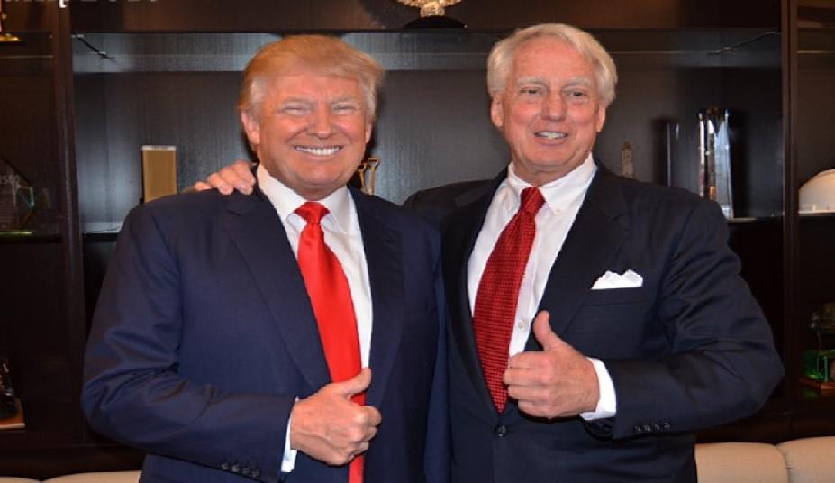 Monde: Décès de Robert Trump, frère du président américain Donald Trump